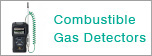 Combustible Gas Detectors