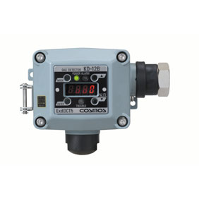 Gas Detector with Display